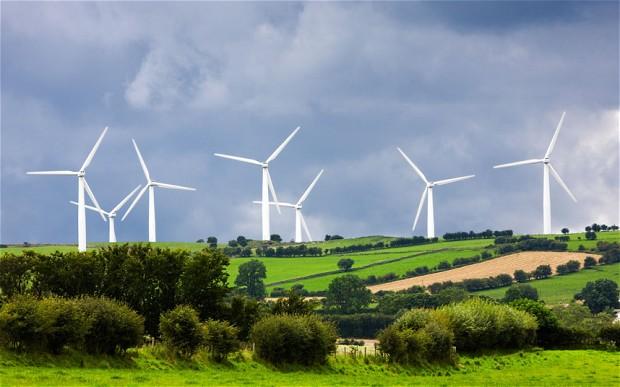 Wereld schakelt volop over naar hernieuwbare energie