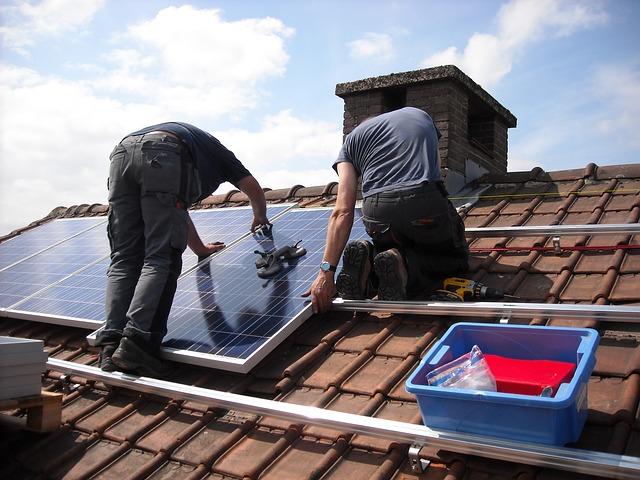 Zonnepanelen Tessenderlo Zonnepanelen installateur Tessenderlo