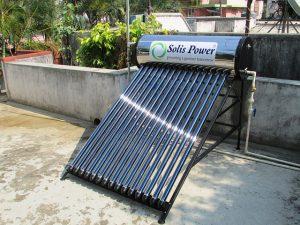 zonne-energie zonneboiler