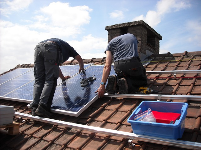 Zonnepanelen installateur Herselt